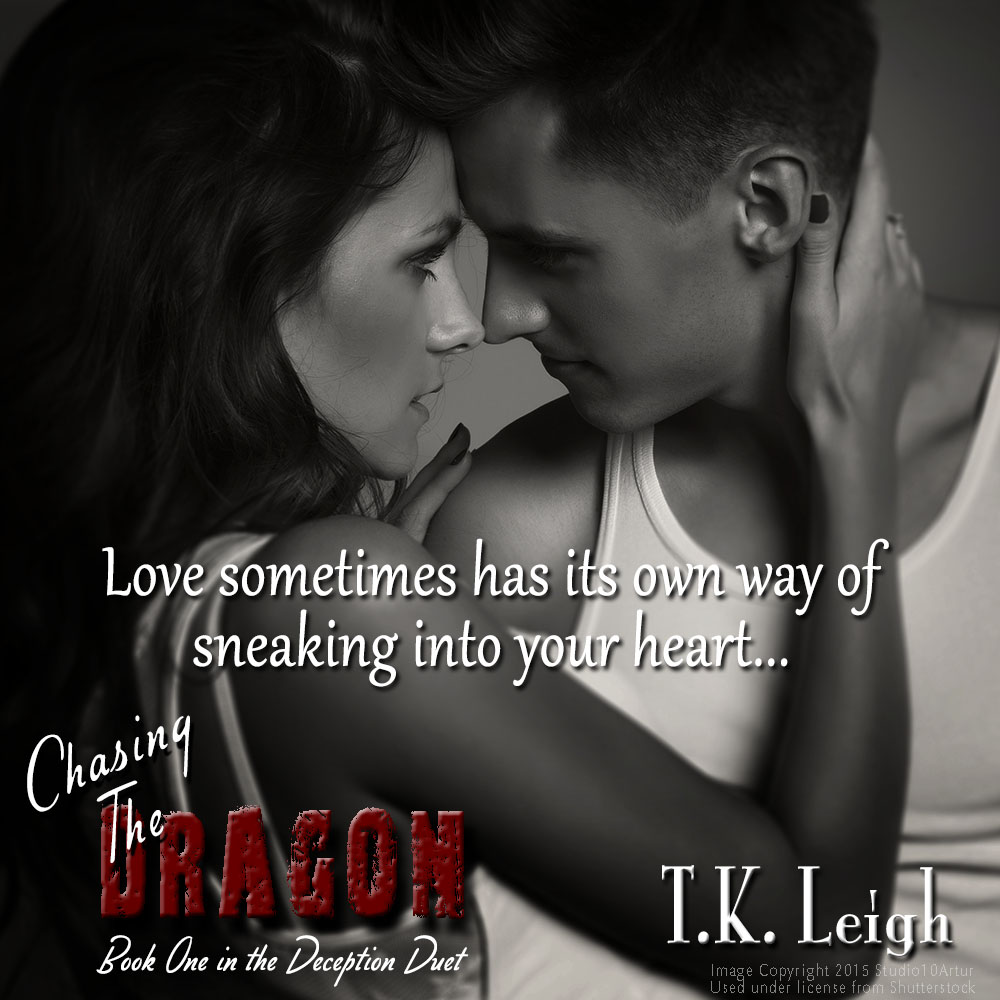 Love Deception: Blog Tour + Review + Excerpt: CHASING THE DRAGON